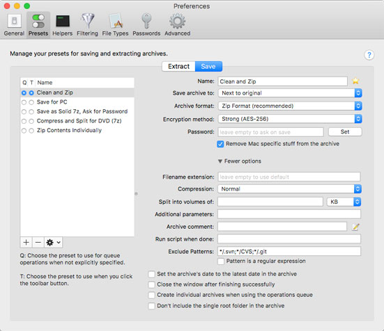 betterzip for mac v4.2.4中文注册版