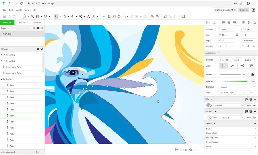 CorelDRAW Graphics Suite 2019 For Mac v21.0.0.593破解版 附注册机