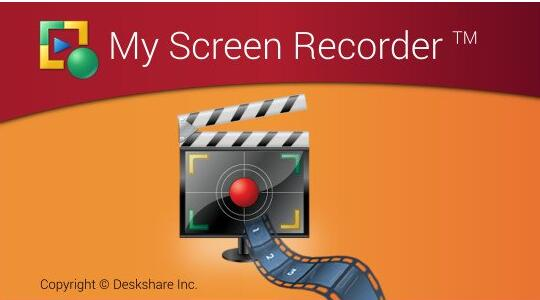 Deskshare My Screen Recorder(屏幕录像软件) v5.2.0免费版
