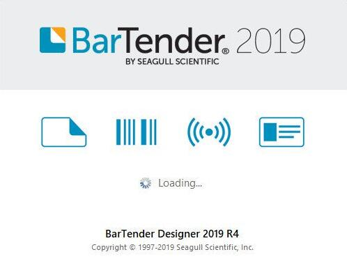 BarTender Enterprise 2019(条码打印软件) v11.1.152895中文激活版  32位/64位